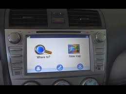 gps toyota camry garmin gps price and setup for toyota camry 2 din unit from light