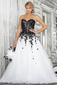 black n white prom dresses prom dresses cheap
