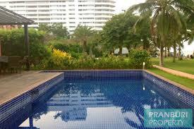 central hua hin beach front house for salepranburi property com