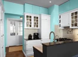 Blue Kitchen Paint Stunning Glidden Kitchen Paint Colors And Atlanta