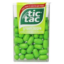 tic tac buy tic tac green apple american food shop