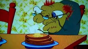 courage the cowardly dog the best scene in courage the cowardly dog youtube