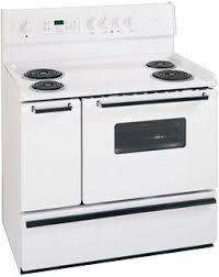 Clean Electric Cooktop Frigidaire Fef450bw Porcelain Cooktop 40