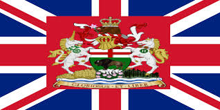 Manitoba Flag Nationstates Dispatch Flags Coat Of Arms Of Royalist Britain