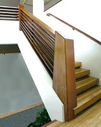 Wooden Railing Designs For Duplex Home