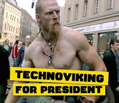 Techno Viking Meme - who is the techno viking new documentary reveals story behind viral