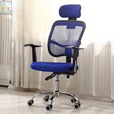 de bureau homdox officiel chaise réglable haute maille exécutif bureau