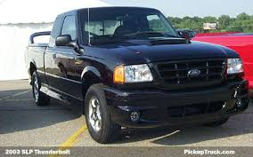 ford thunderbolt ranger pickuptruck com the ford ranger thunderbolt