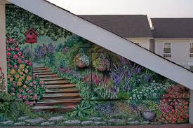 outdoor wall murals ideas shenra com city line gallery dominic p muscella njmuralist com artist