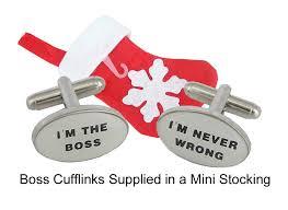 christmas gifts for the boss boss cufflinks for secret santa