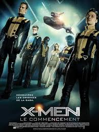 X-Men - Le Commencement streaming