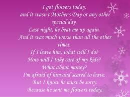 flowers today i got flowers today