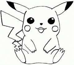 easy pikachu drawing how to draw pikachu easy step step pokemon