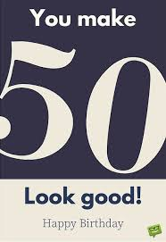 50 Birthday Meme - a funny birthday wishes collection to inspire the perfect greeting