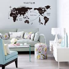 3d wallpaper travel world map seven continents airplane living 3d wallpaper travel world map seven continents airplane living room bedroom tv backdrop waterproof self adhesive murals in wallpapers from home improvement