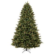 shop ge 7 5 ft pre lit colorado spruce artificial