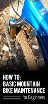 how to basic bike maintenance for beginners singletracks