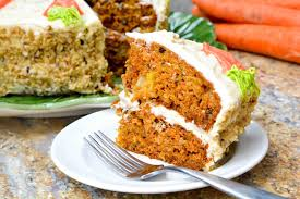 theresa u0027s mixed nuts walnut pineapple carrot cake with cream