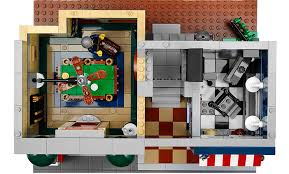 Lego Office 10246 Detective U0027s Office Lego Town Eurobricks Forums