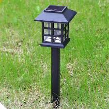 sogrand 8pcs pack solar lights outdoor solar light landscape