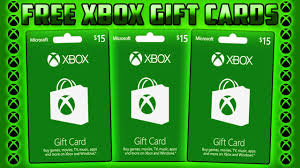 xbox gift cards how to get free xbox gift cards fast and easy working september