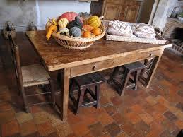 table de cuisine ancienne la cuisine du château de villandry le de cbx41