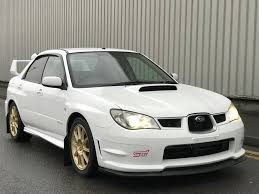 exterior usa vs jdm different front grille subaru impreza used 2005 subaru impreza sti 4cam tbo ft 4wd for sale in