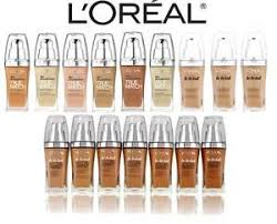 L Shade L Oreal True Match Blendable Le Teint Foundation