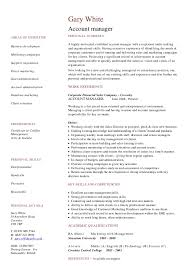 Cv Resume Format Sample by Cv Resume Examples To Download For Free