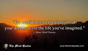 henry david thoreau quotes on and positive themindquotes