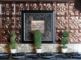Copper Tiles For Kitchen Backsplash Beautiful Unique Tile Backsplash Contemporary Home Design Ideas