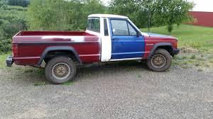1986 jeep comanche lifted 1991 jeep comanche eliminator 4x4 v6 manual for sale in knappa or