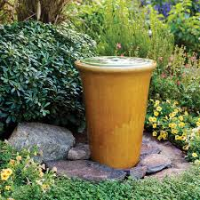 Small Backyard Water Feature Ideas Great Garden Fountain Ideas Sunset