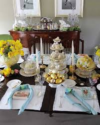 table decorations for easter easter table crafts and favors martha stewart
