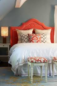 coral bedroom ideas decorating with coral ideas inspiration bedroom headboard
