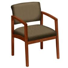 Reception Chair Lesro Designer Upholstery Guest Chair With Arms Nbf
