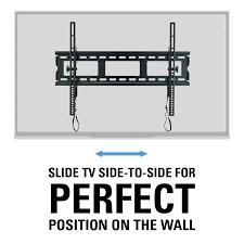 Sanus Simplicity Wall Mount Sanus Classic Low Profile Tilting Wall Mount For 37