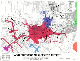 Map Of Bend Oregon by About The District U2013 West Fort Bend Management District
