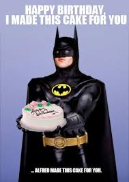 Halloween Birthday Meme - batman birthday cake funny happy birthday meme