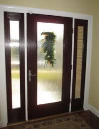 glass entry door exterior door alternative to french or sliding doors that open