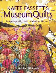 Kaffe Fassett Home Decor Fabric Kaffe Fassett U0027s Museum Quilts Designs Inspired By The Victoria
