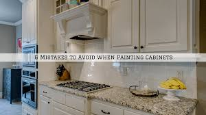 is it a mistake to paint kitchen cabinets 6 mistakes to avoid when painting cabinets in apollo