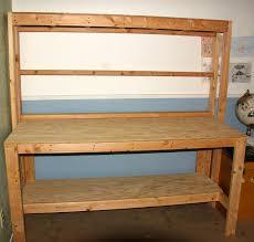 Workbench With Light Workshop Upgrades