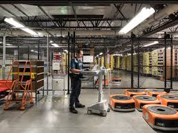 do amazon employees work on thanksgiving amazon reveals the robots at the heart of its epic cyber monday