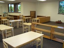 my montessori journey setting up the classroom