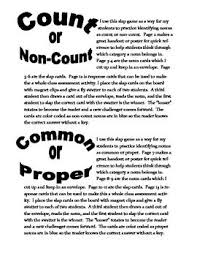 Exercises Count And Non Count Nouns 7 Best Non Count Nouns Images On Grammar Count And