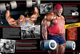 Ronnie Coleman Bench by Ronnie Coleman Q A 2011 Training Sup Line Comeback Magazine