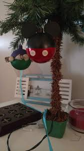 60 mind blowing disney ornaments to give your tree a
