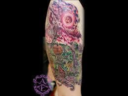 graveyard tattoo images u0026 designs