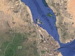 Eritrea Map Eastern African Archaeology Online U2014 Eritrea Links To Online